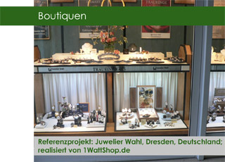 Boutique Juwelier Wahl Referenz