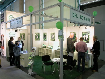 Bioledex LED Produkte auf der Messe FUTURA 2012