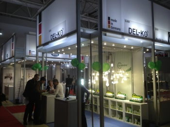 Messe Interlight in Moscow 2013
