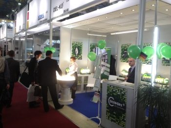 Bioledex Produkte auf Interlight 2012