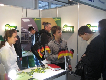 Ukraine Bioledex Messe